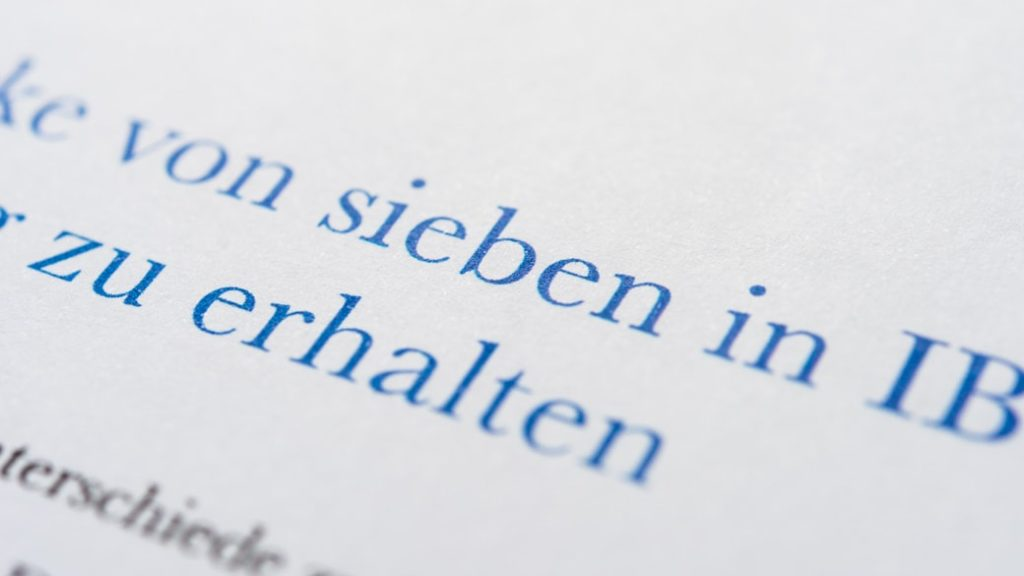 Top tips for scoring a 7 on your German IB exam